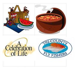 October 28, 2020... TCFF Club Picnic & Raffle, Ed Rapisardi Celebration of Life, Baked Bean Cook-Off