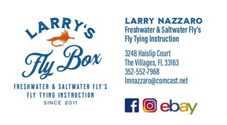 Larry's Fly Box