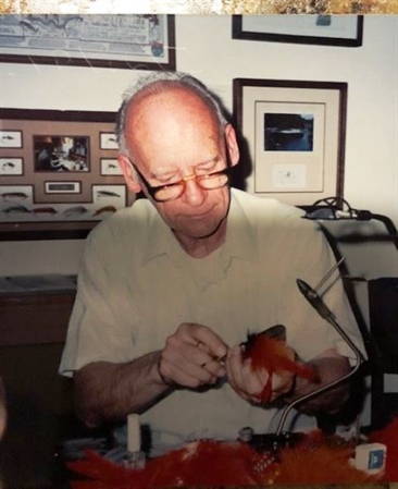 Passing of a Fly Tying Legend...Eric Leiser (1929- 2019)