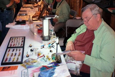 Passing of a Fly Tying Legend... Mike Martinek, Jr. (1947-2019)