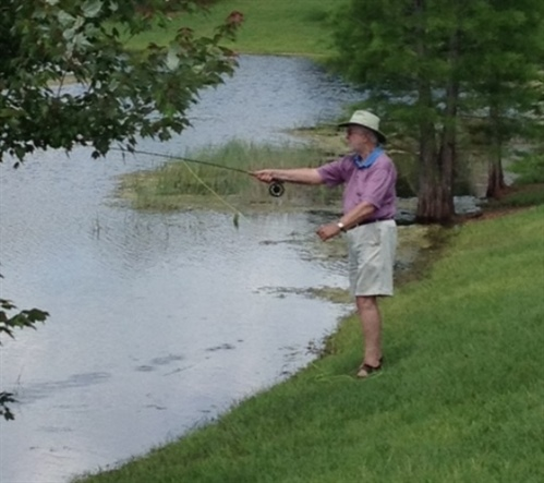 Listing of Fishable Ponds & Lakes in The Villages